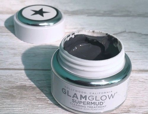 Supermud Clearing Treatment Mask de Glamglow